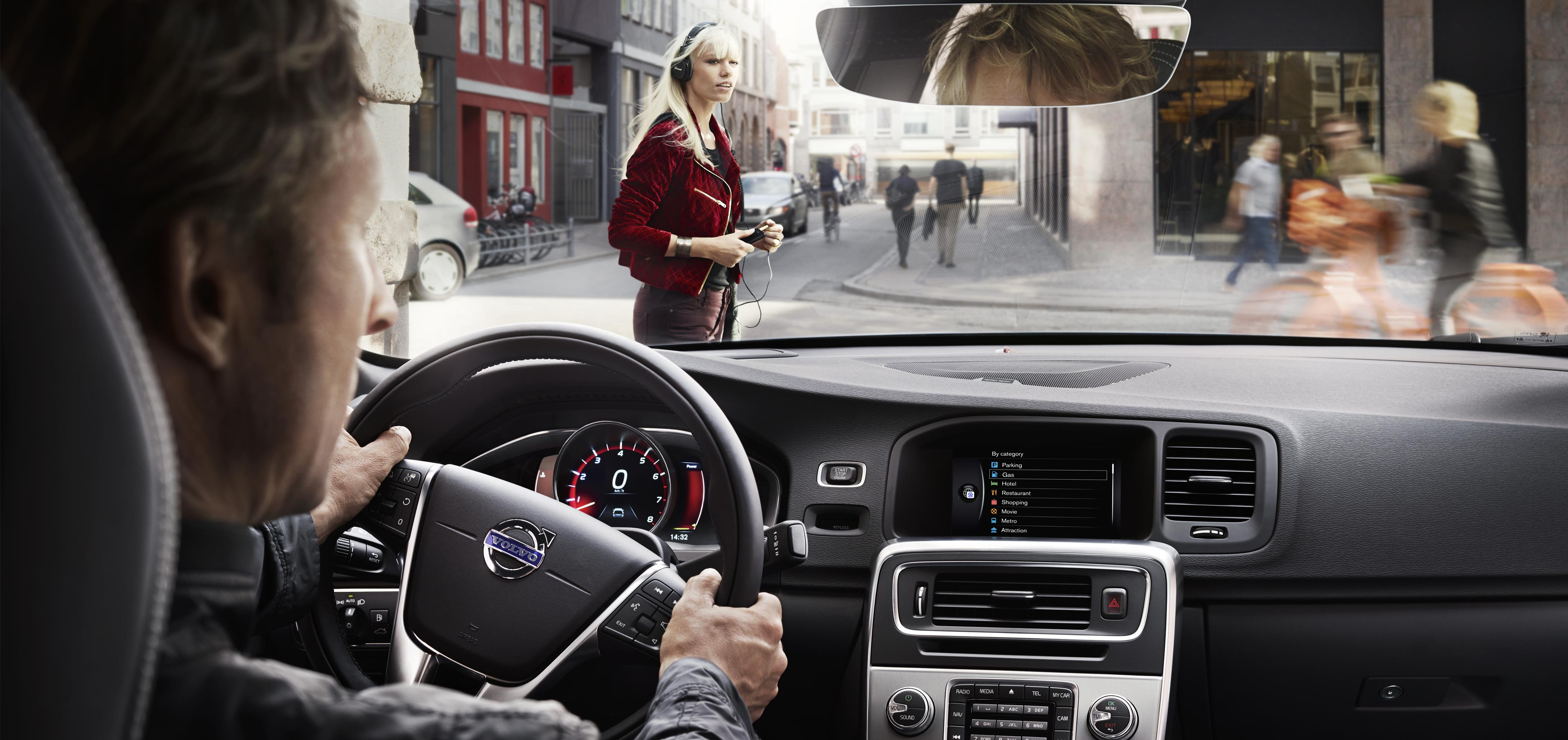 Discover Volvo S60