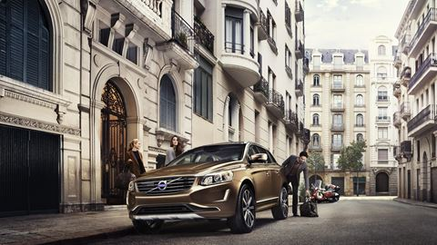 XC60 in Paris