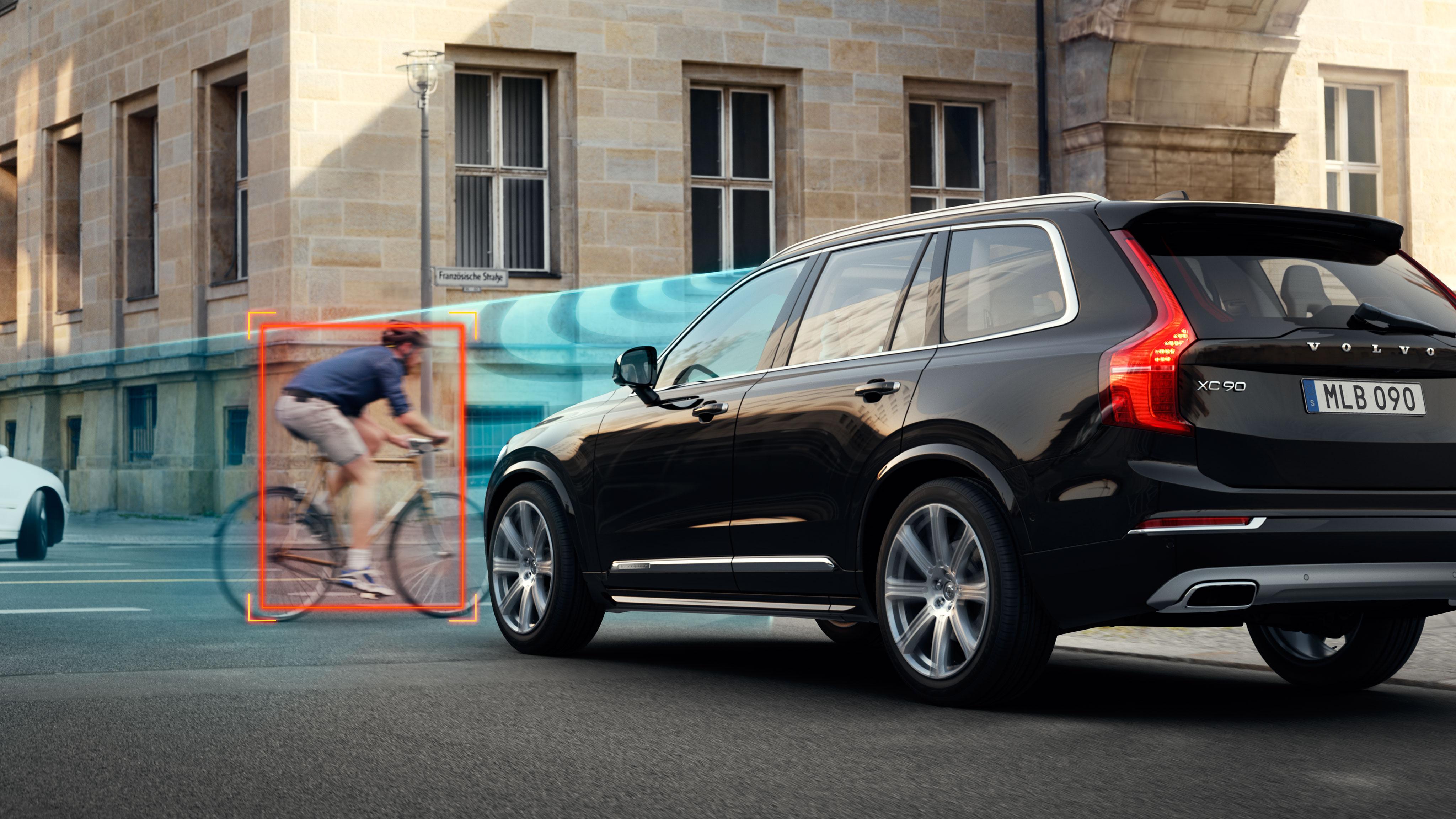 Life-saving innovations   Volvo Cars