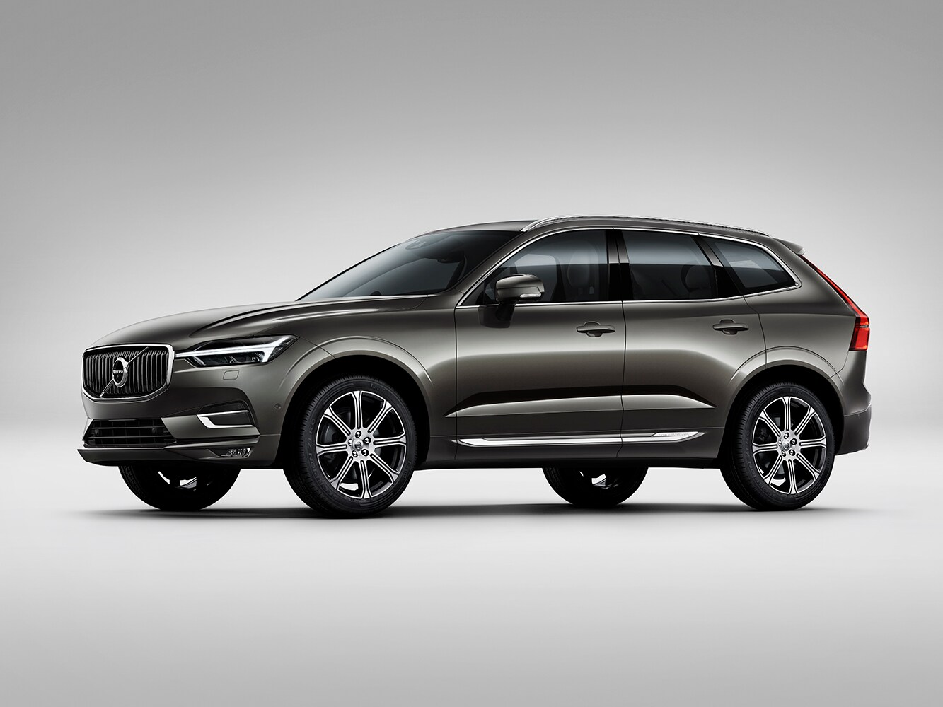 The Volvo XC60 Inscription trim