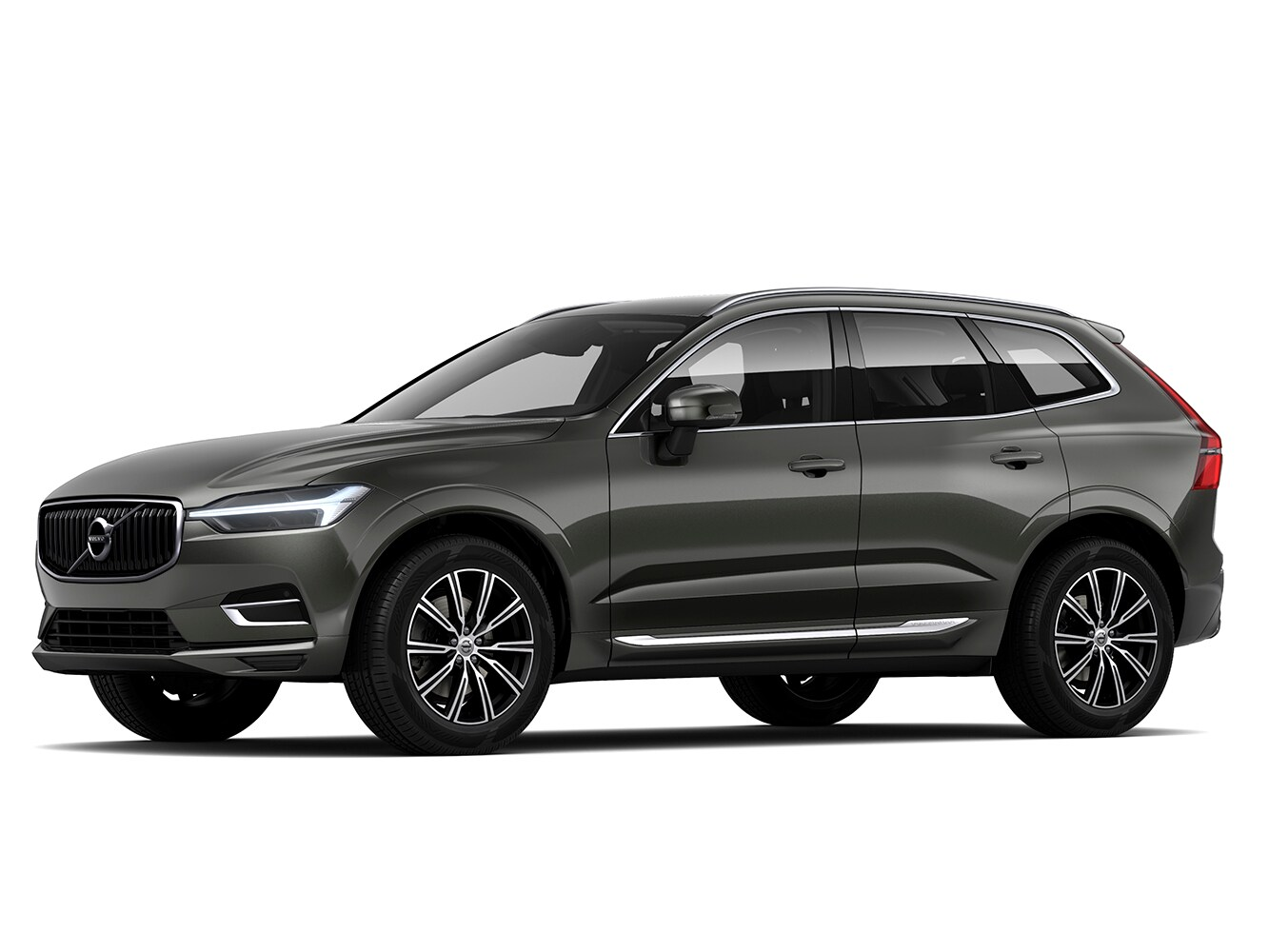 The new Volvo XC60 R-Design trim