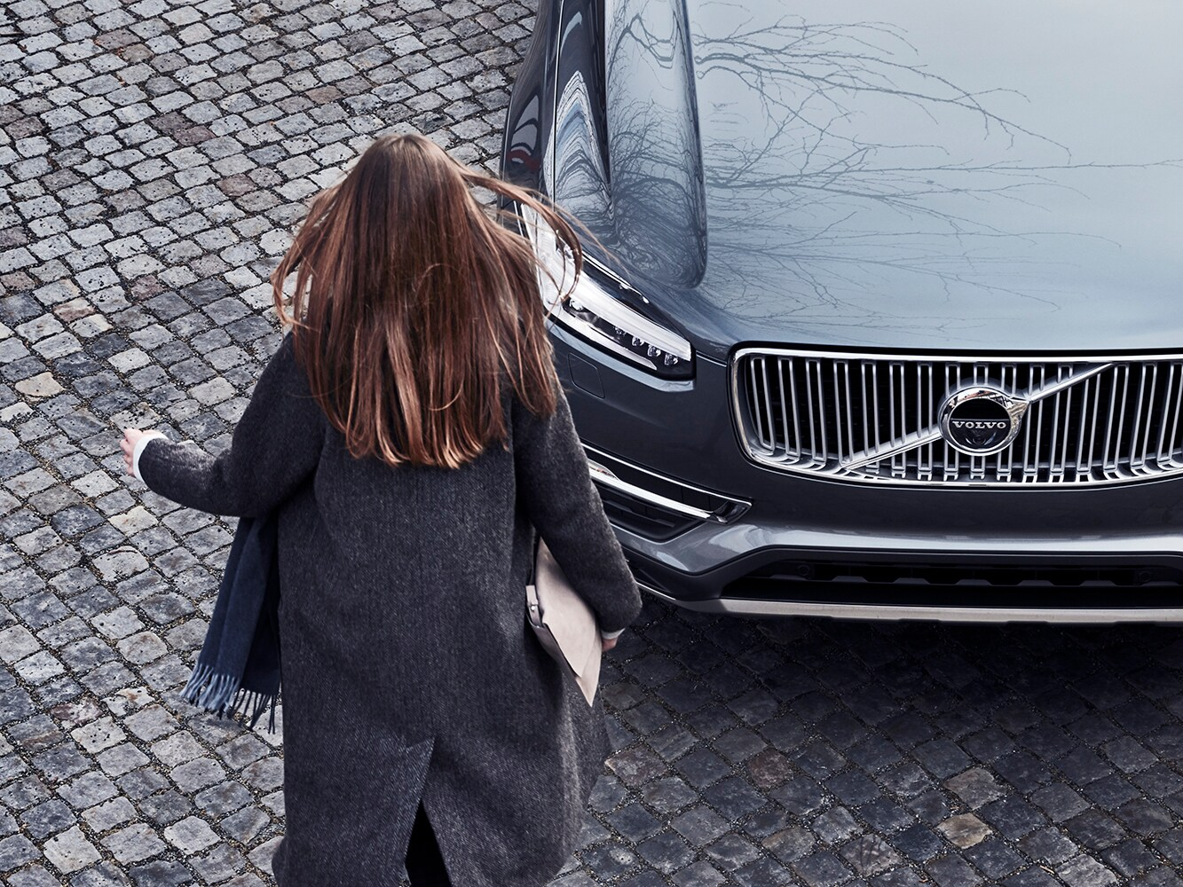 Test drive the Volvo XC90