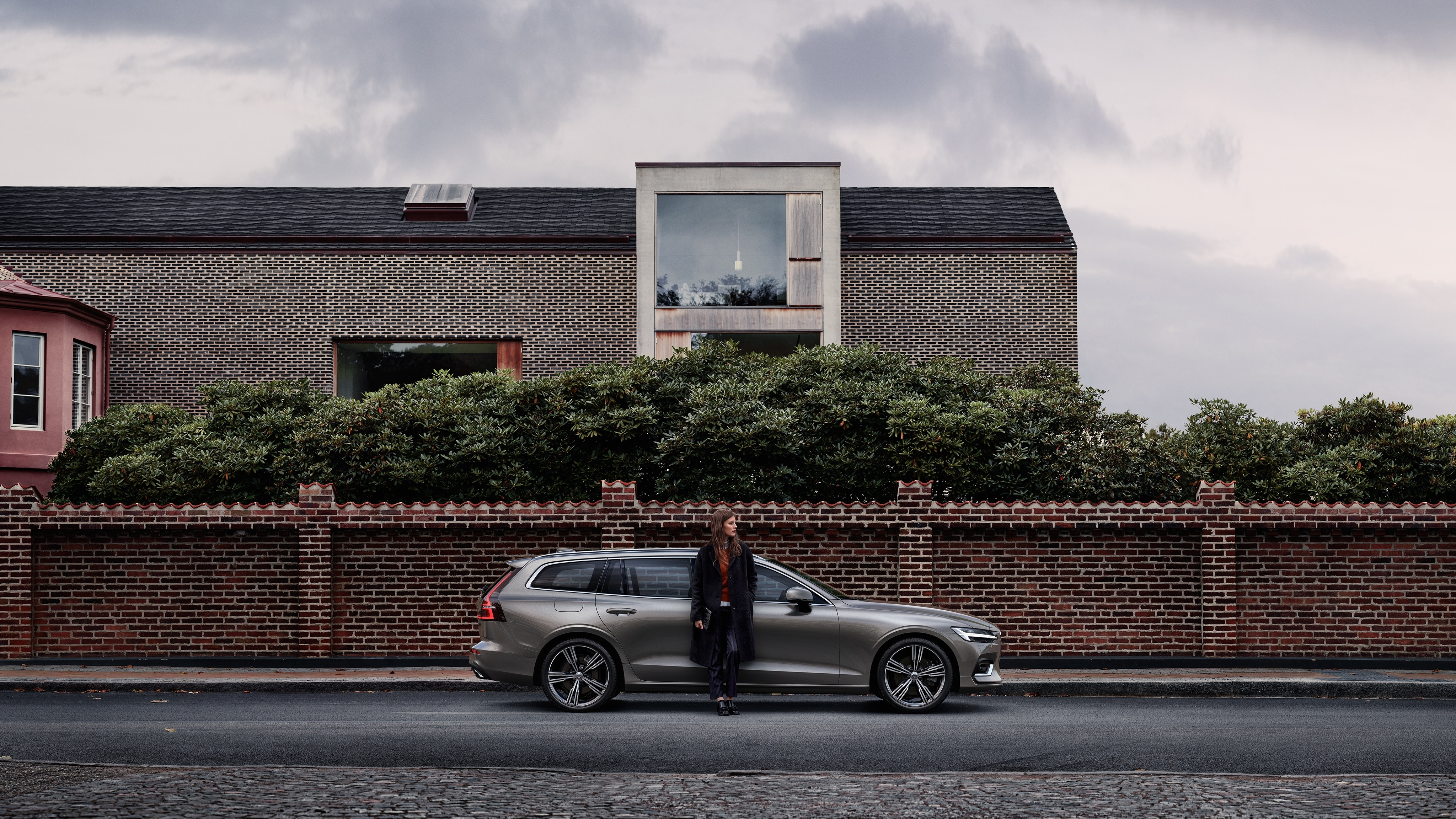The new V60 a classic wagon for the new generation | Volvo Cars