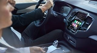 Volvo Apple Carplay-v1