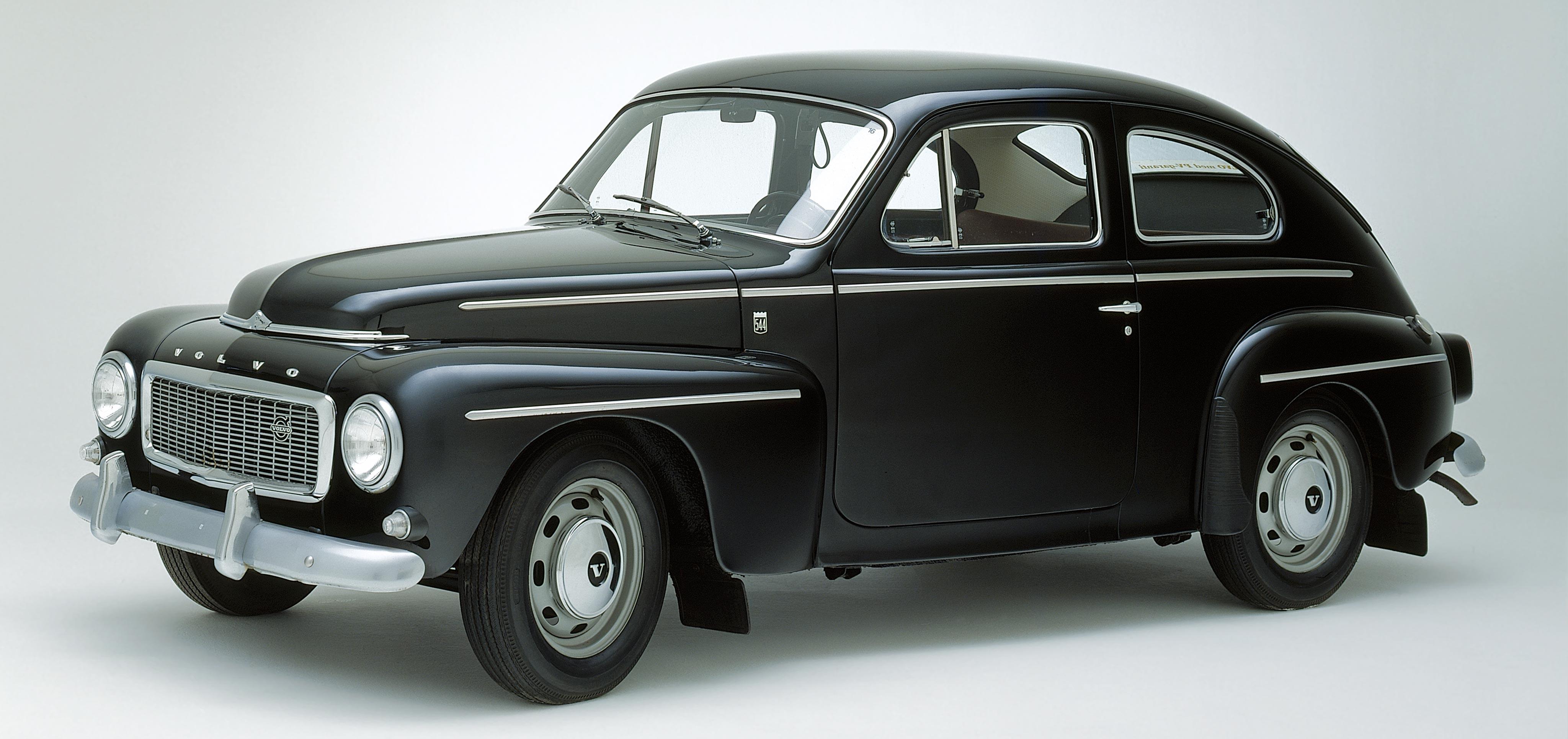 Volvo PV544