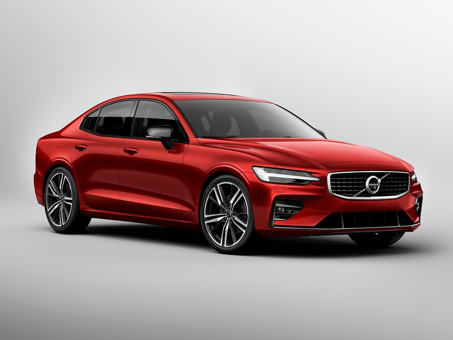 Volvo S60 R-Design trim