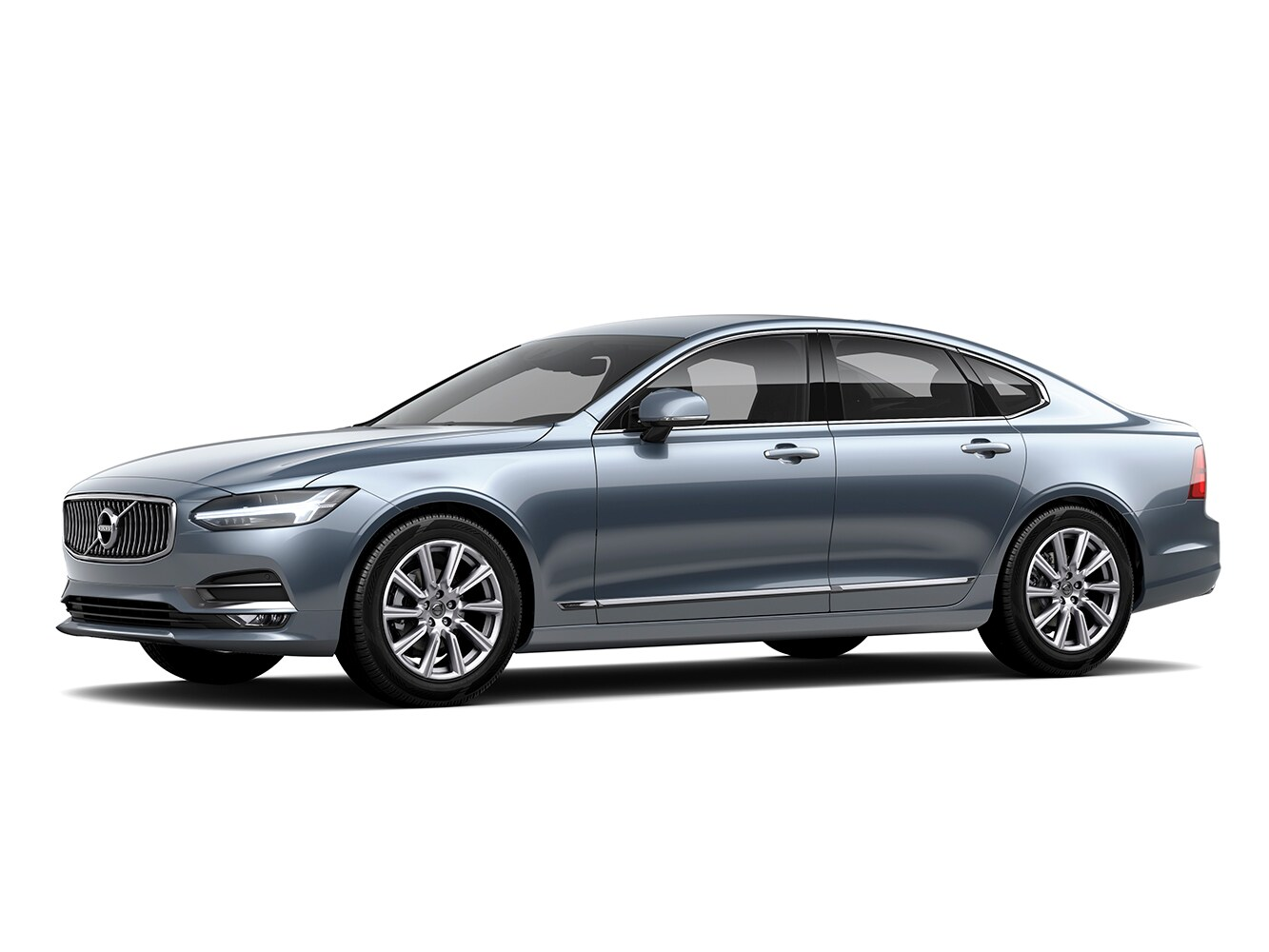 The Volvo S90 Inscription trim