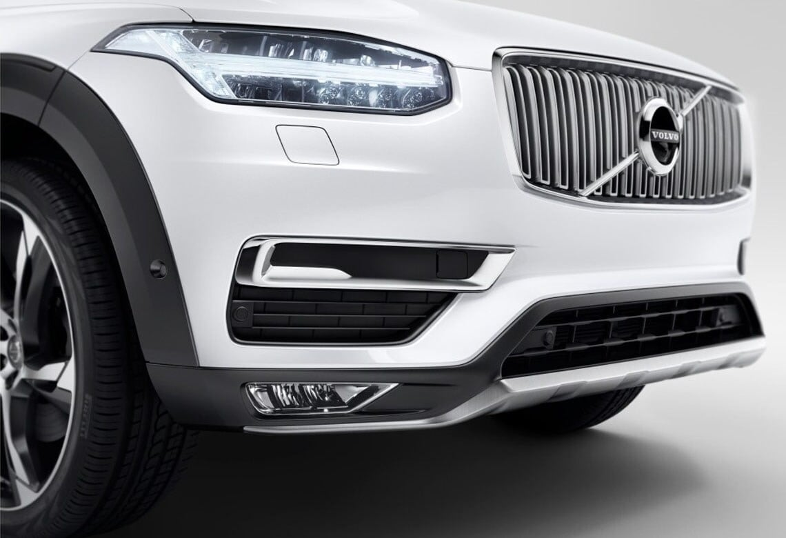 Twin engine XC90