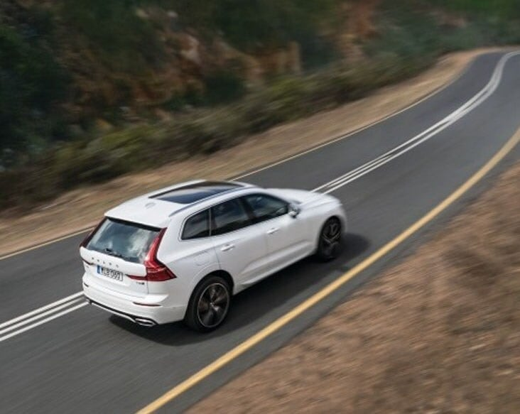 XC60 T8 Twin Engine paisaje