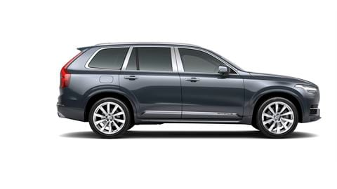 Volvo X90 review