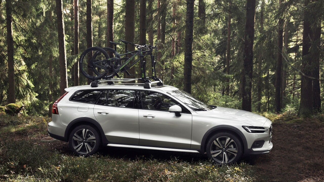 Volvo V60 Cross Country exterior campo