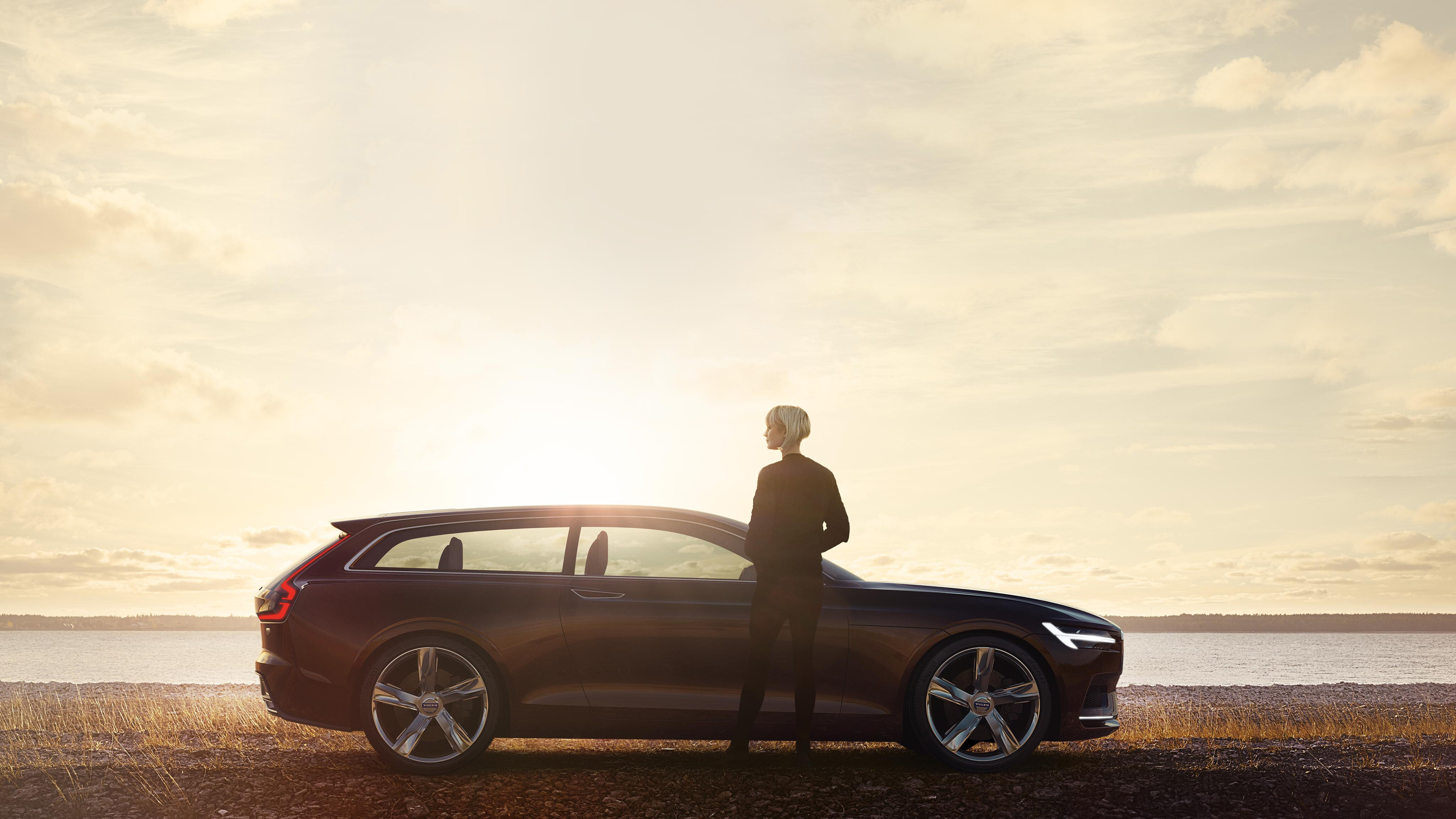 Volvo Concept Car coupe