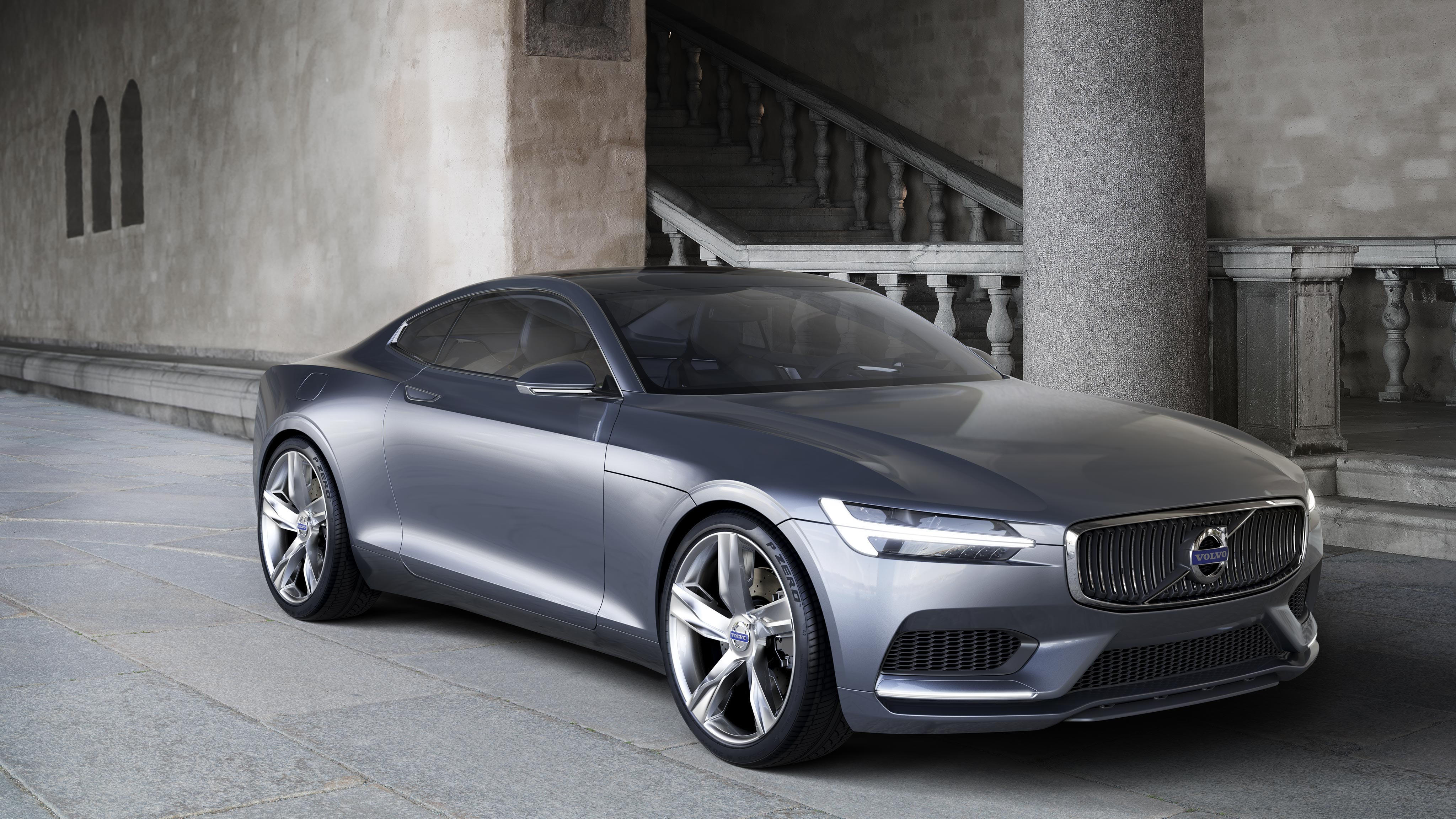 Volvo Sports Car >> Concept Coupe Volvo Car Finland