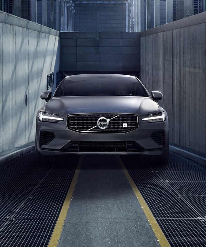 S60 Polestar Engineered T8 Twin Engine en Osmium Grey Matt