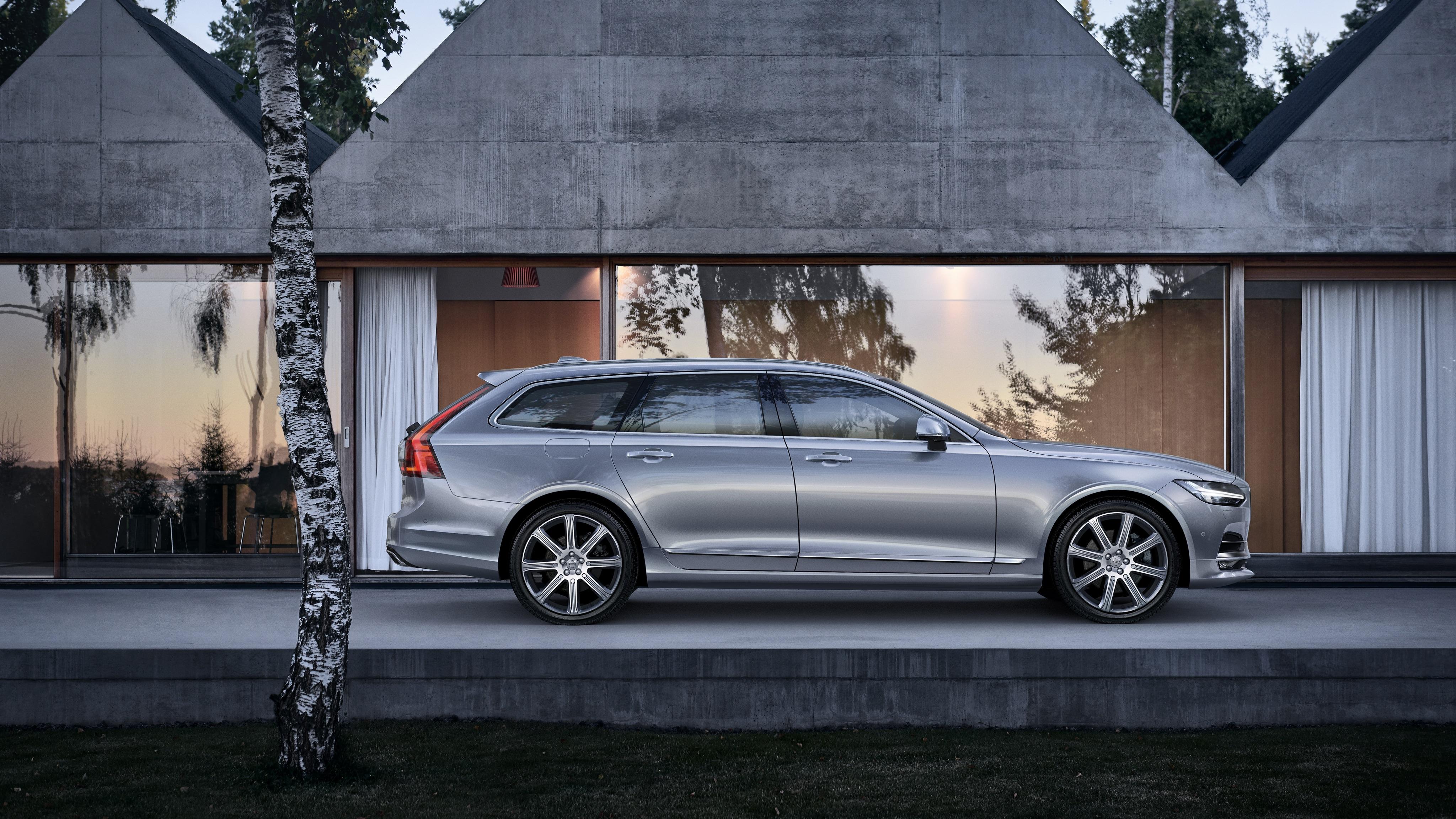 la volvo v90 break – le luxe suédois | belgique | volvo cars