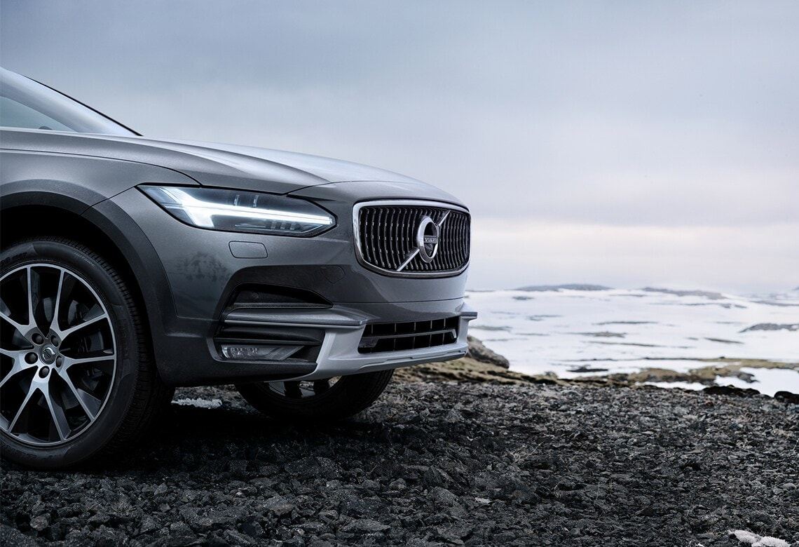 V90 Cross Country: break tout-terrain