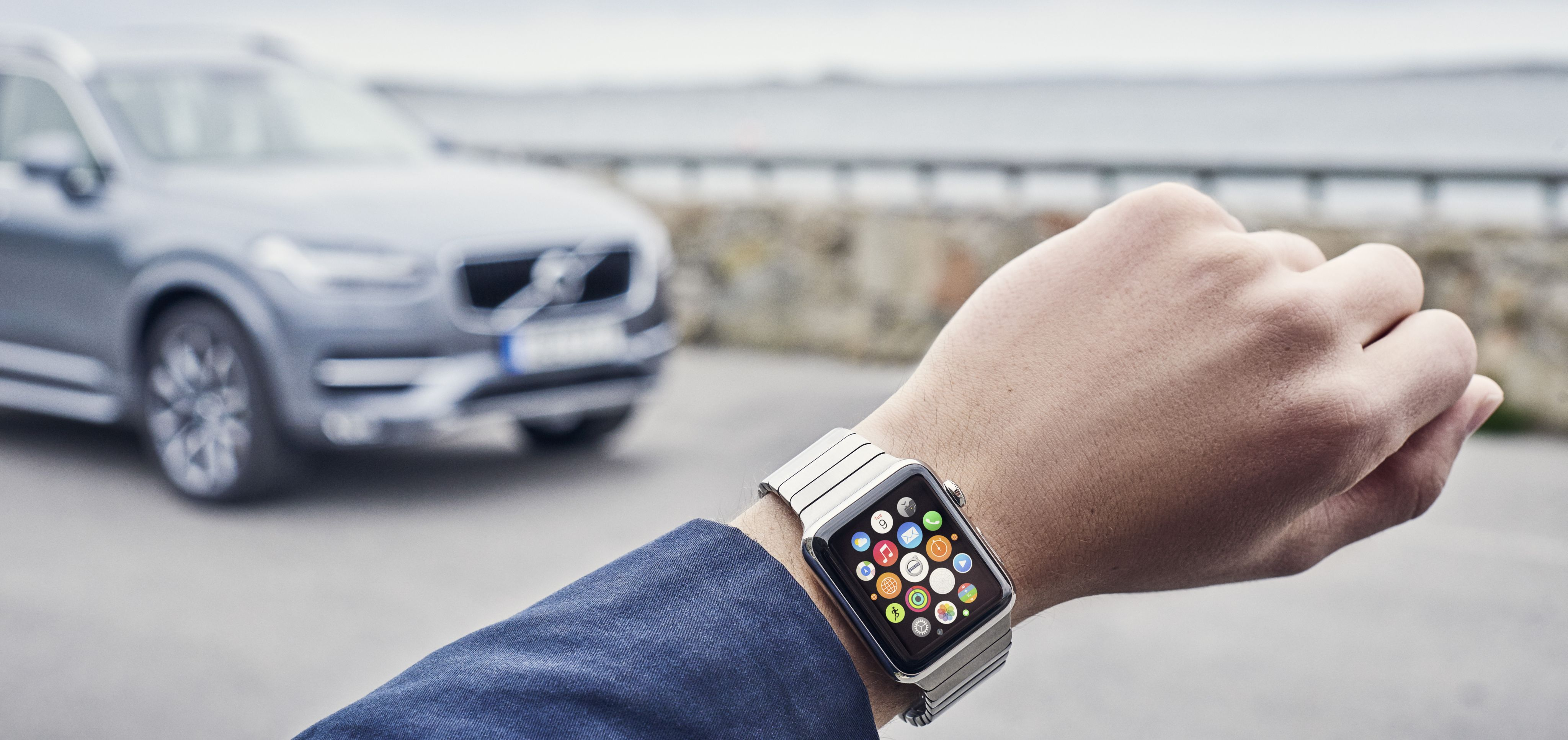 Presse_Volvooncall_Applewatch