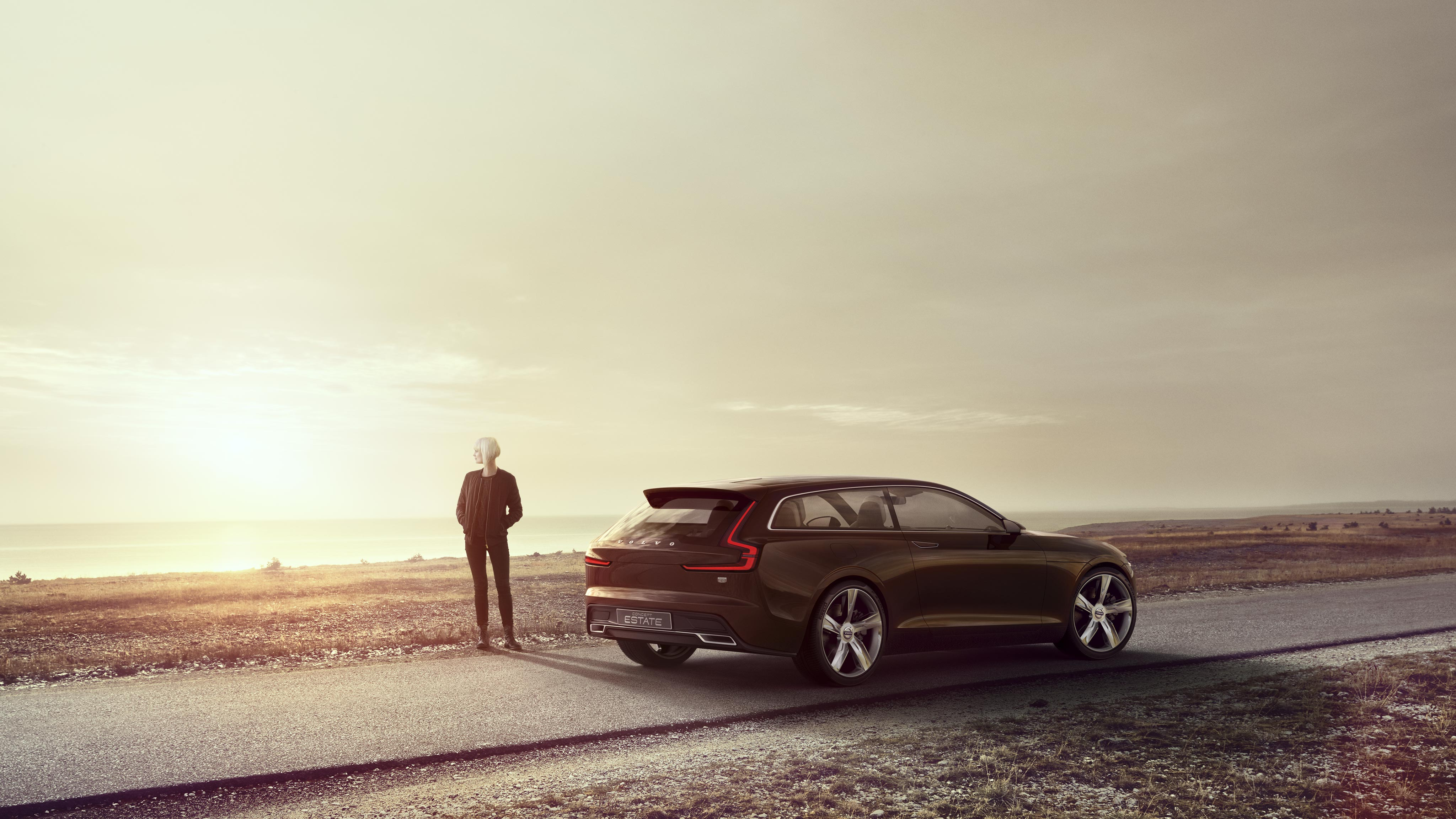 Explorez Volvo Concept Estate