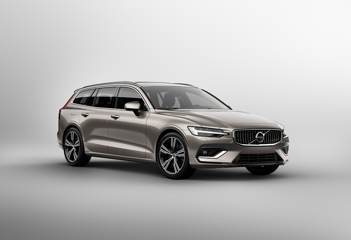 Break de luxe au design suédois Volvo V60 Inscription