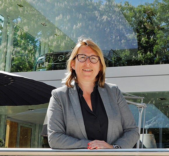 Nathalie Duneau, directeur marketing Volvo Car France