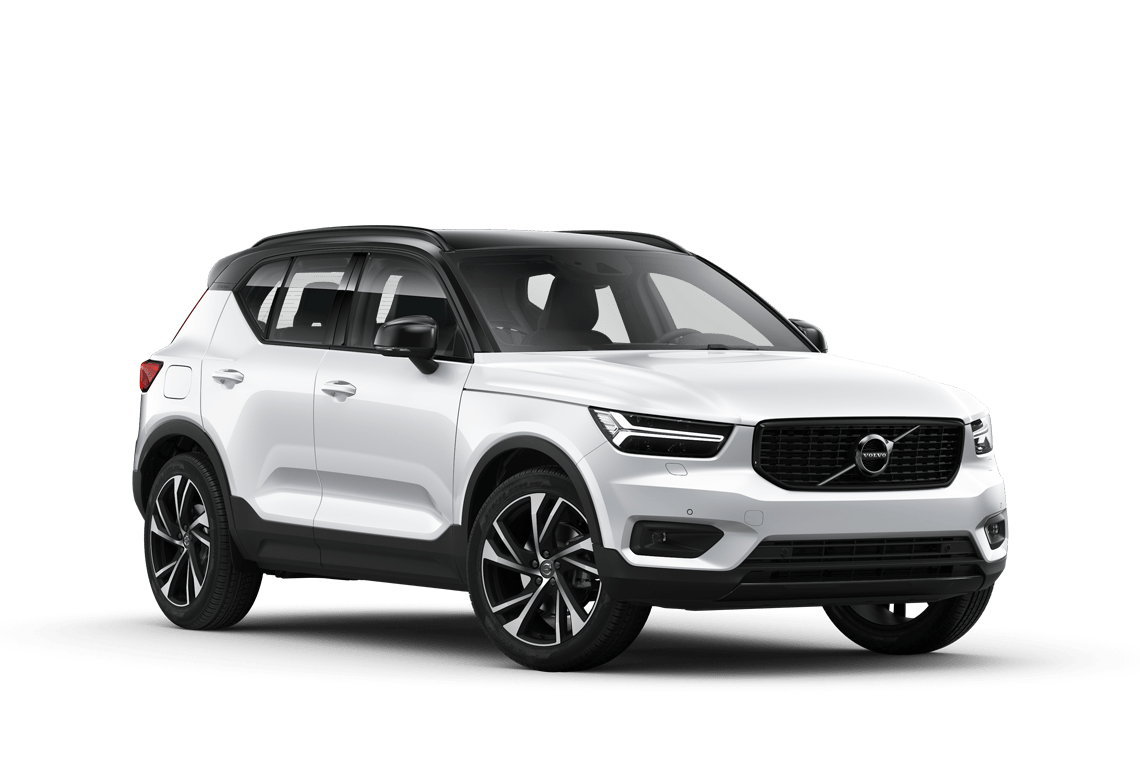 volvo xc40 le suv compact lu voiture de l 39 ann e 2018. Black Bedroom Furniture Sets. Home Design Ideas