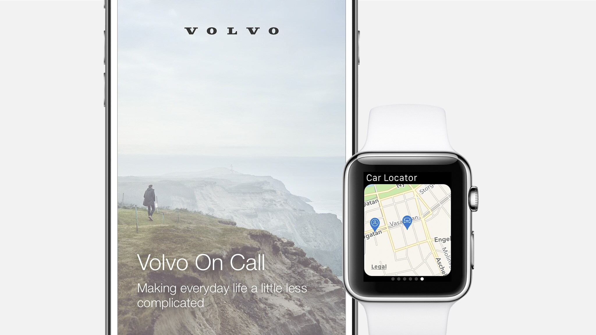 Application Volvo On Call