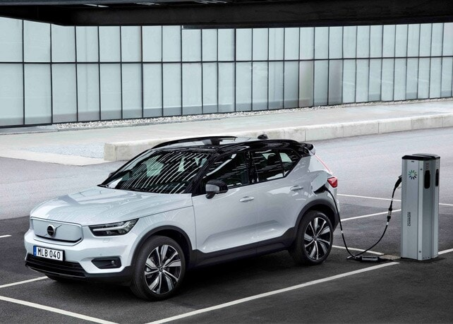 Volvo XC40 Full Electric