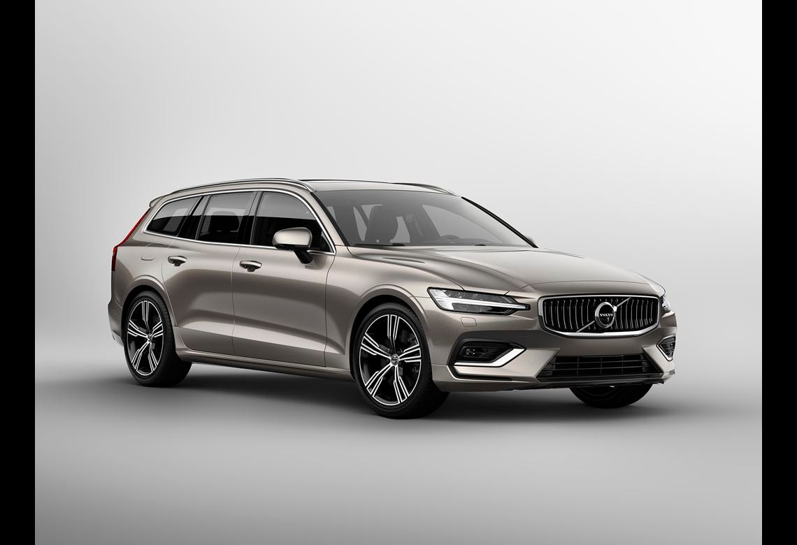 Volvo V60 Inscription