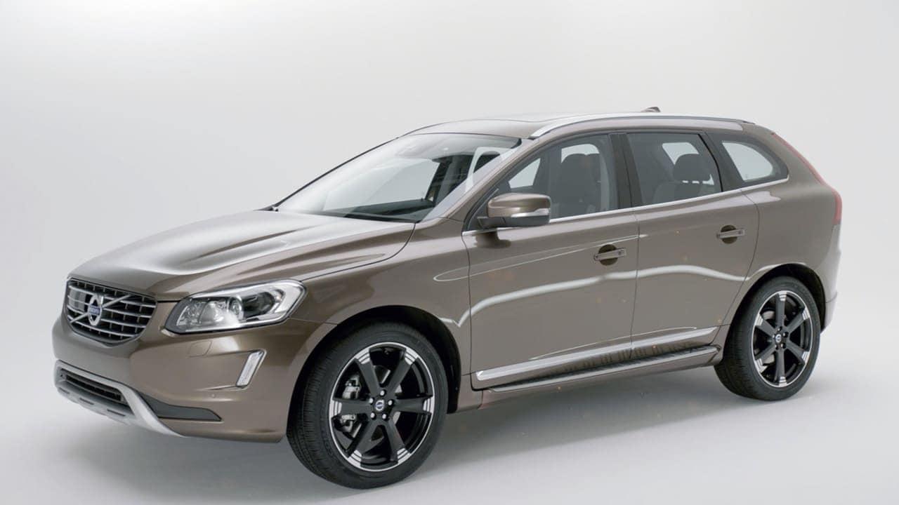 Volvo S60: Roof loads