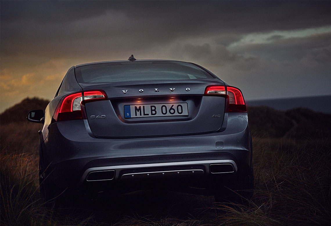 S60 Cross Country Volvo Cars