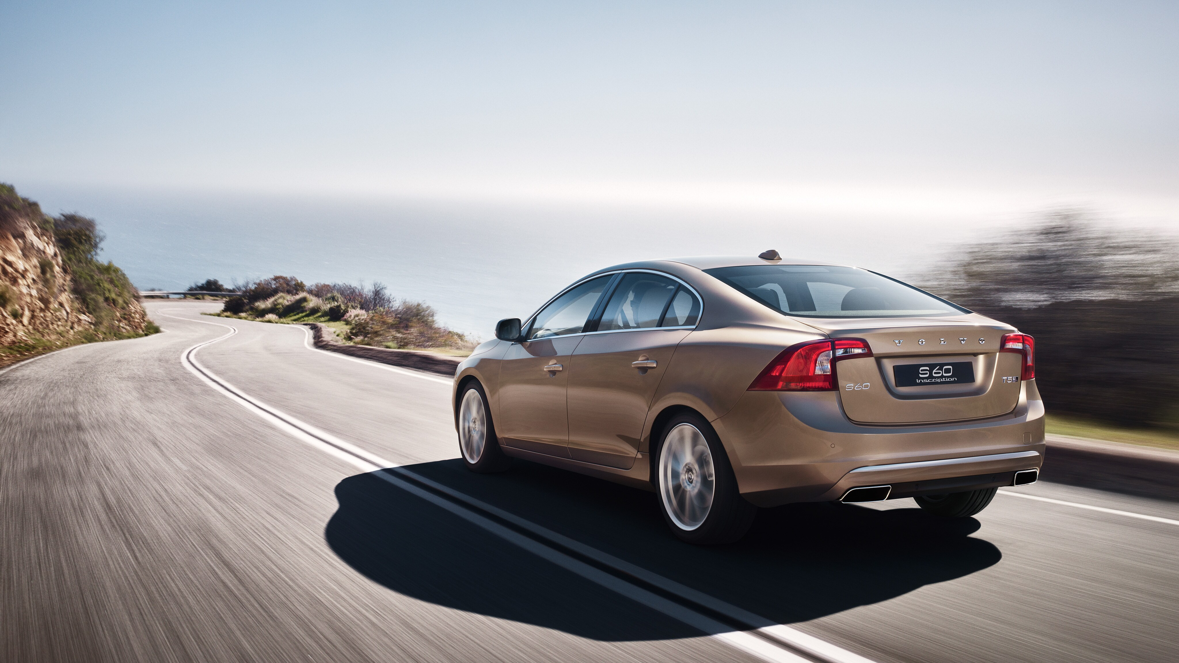 Volvo S60 Will Make A Debut Soon, No Diesel Variants Available