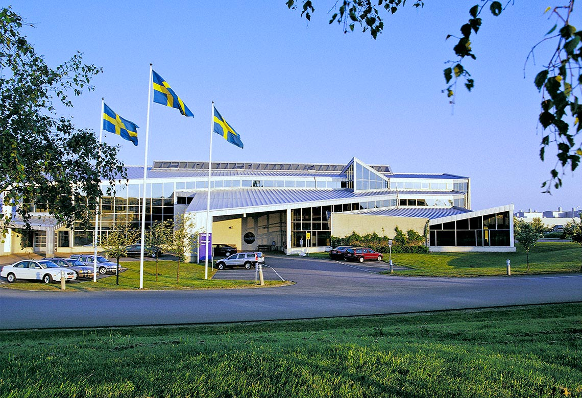 Company Tour | Visitor Center | Volvo Cars