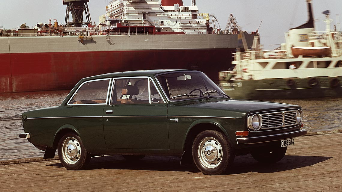 Classic Volvo Cars For Sale