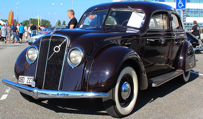 "The 80th anniversary of the very rare PV36  ""Carioca"" – only 500 made – was represented by this beautiful example."