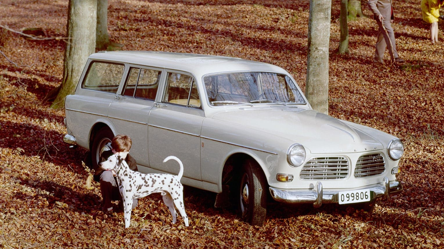 Heritage cars | Volvo Cars