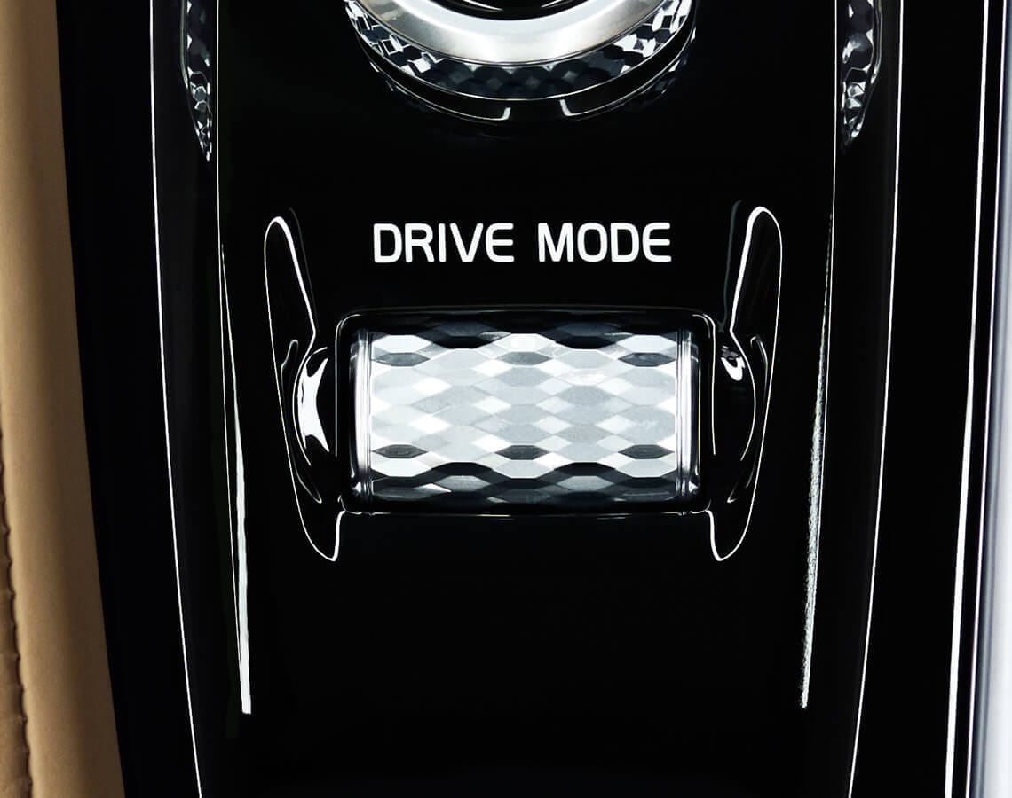 Use the ECO drive mode