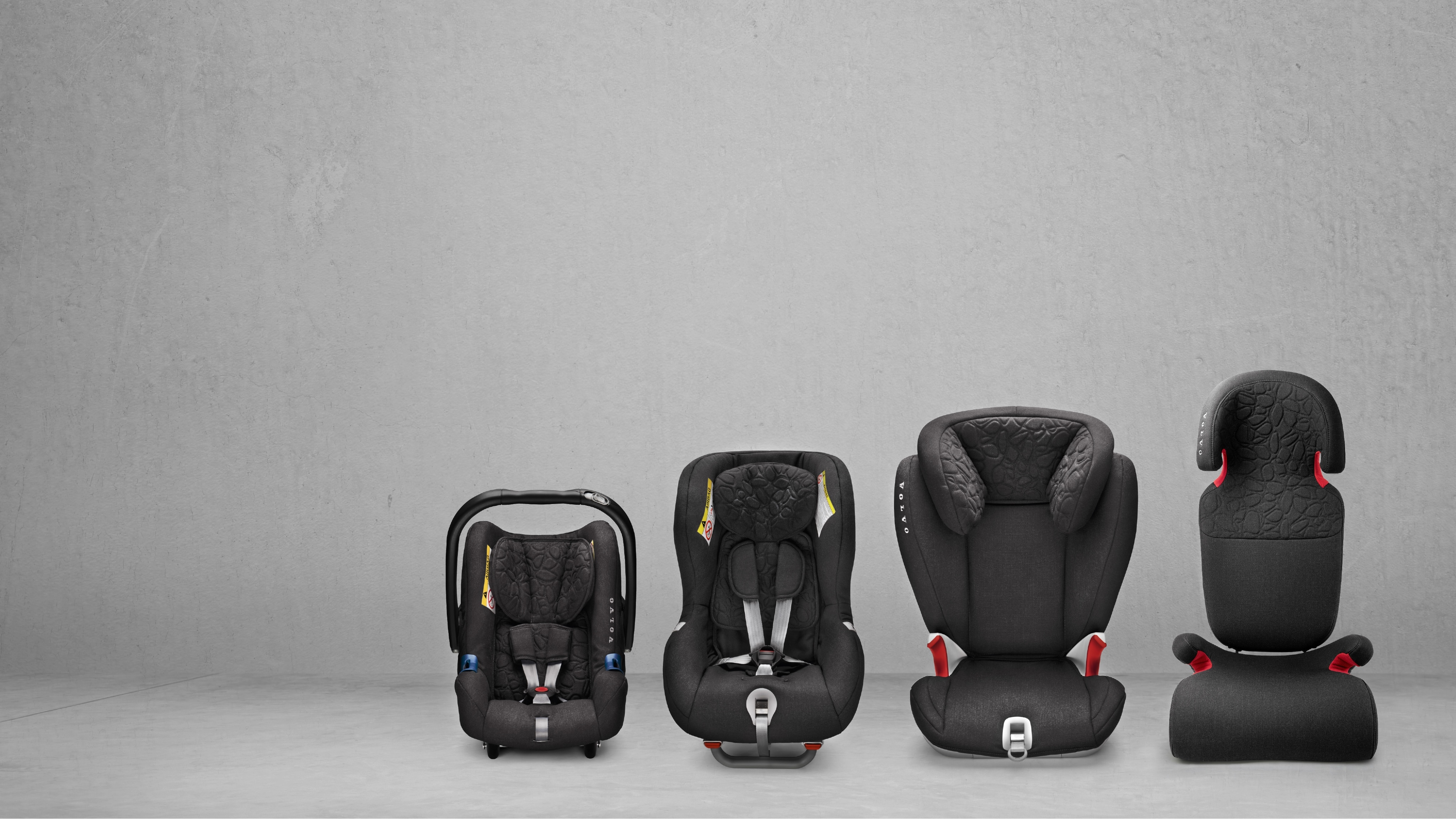 The Child Seats | Volvo Cars