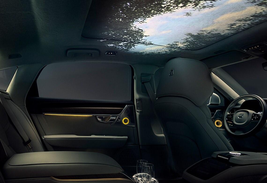 Ambience Interior Volvo Cars