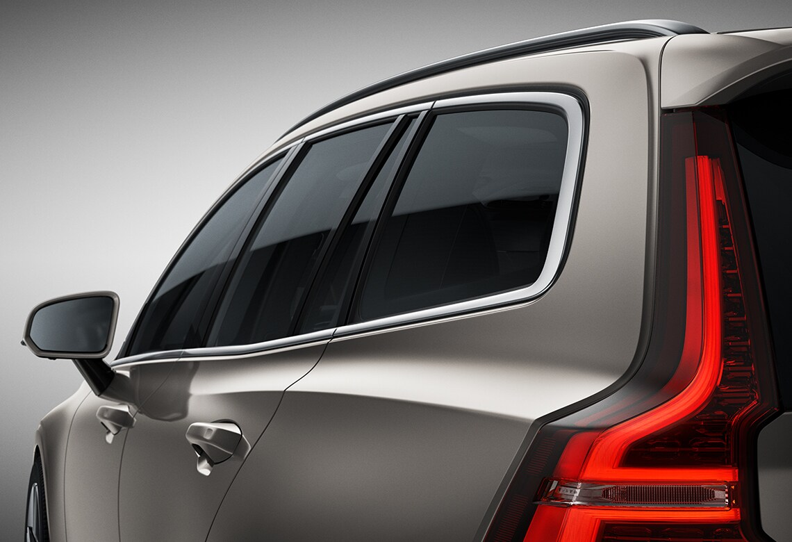 Volvo V60 Inscription view from behind