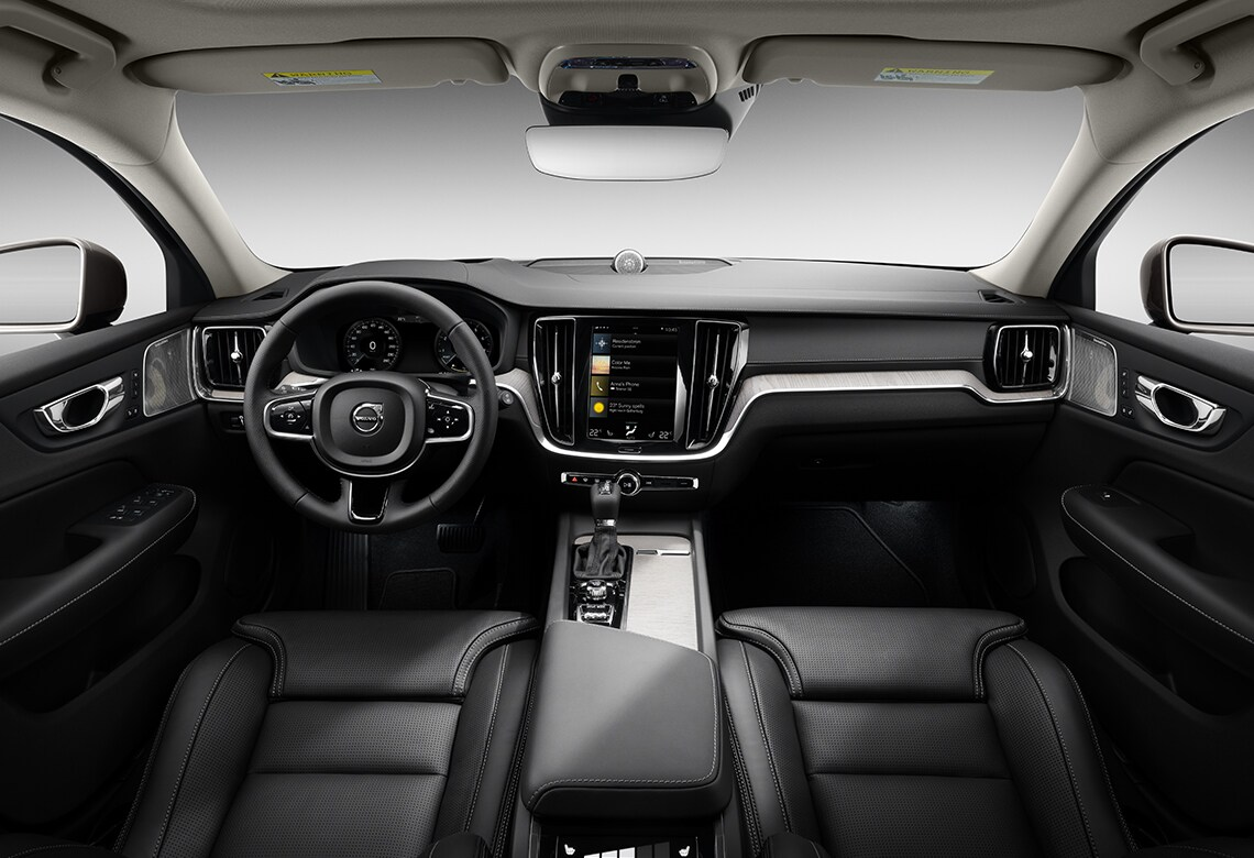 Volvo V60 Inscription interior view