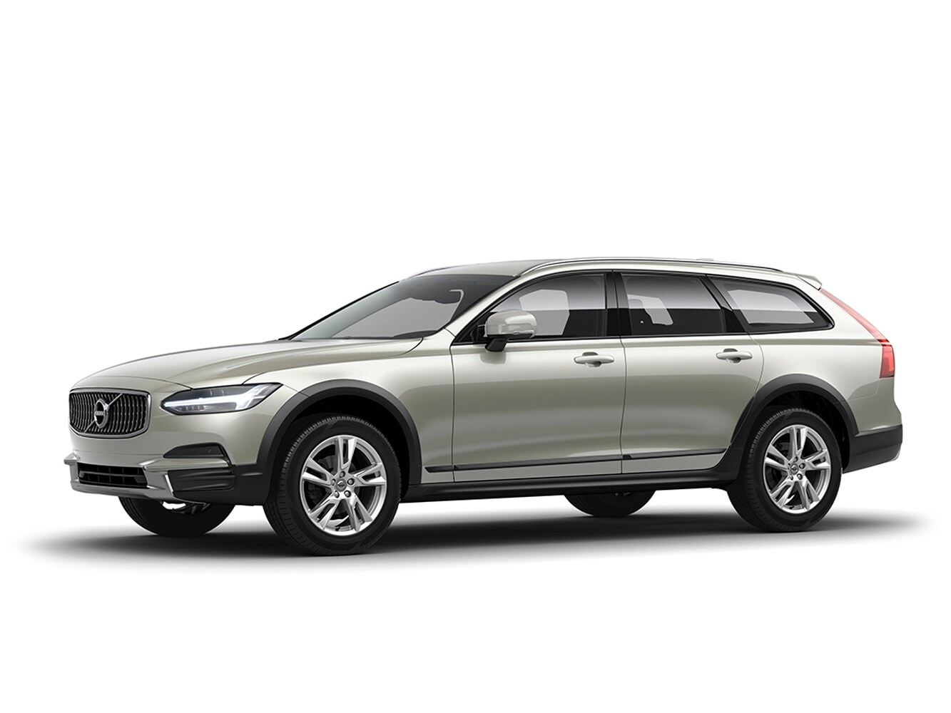 The Volvo V90 Cross Country trim