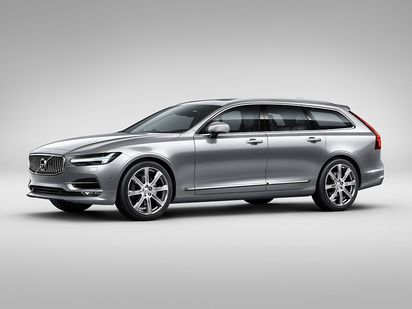 The Volvo V90 Inscription trim