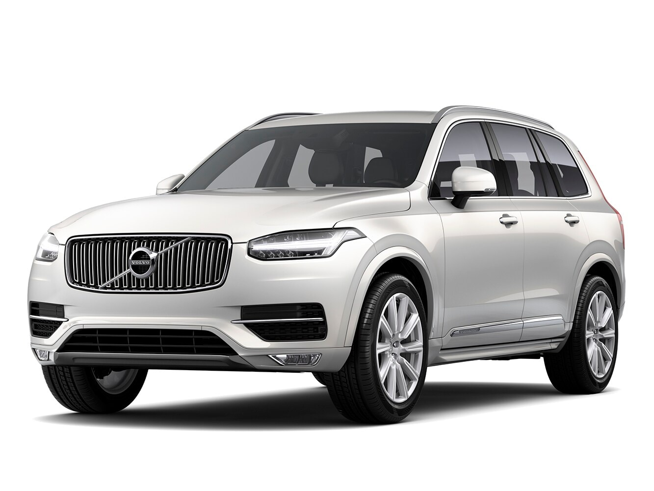 The Volvo XC90 Inscription trim