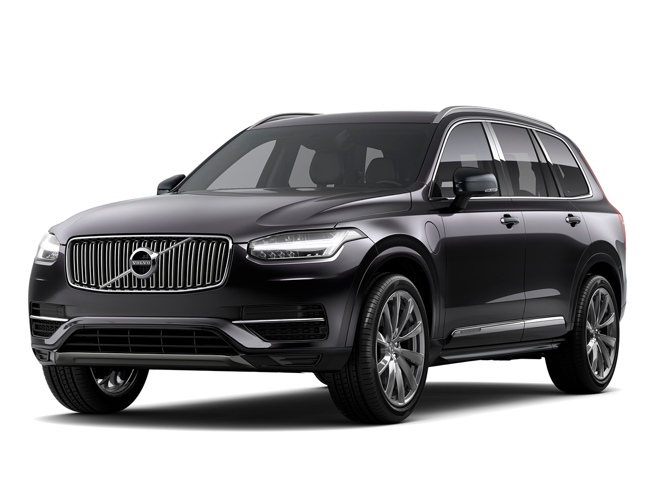 The Volvo XC90 Excellence trim