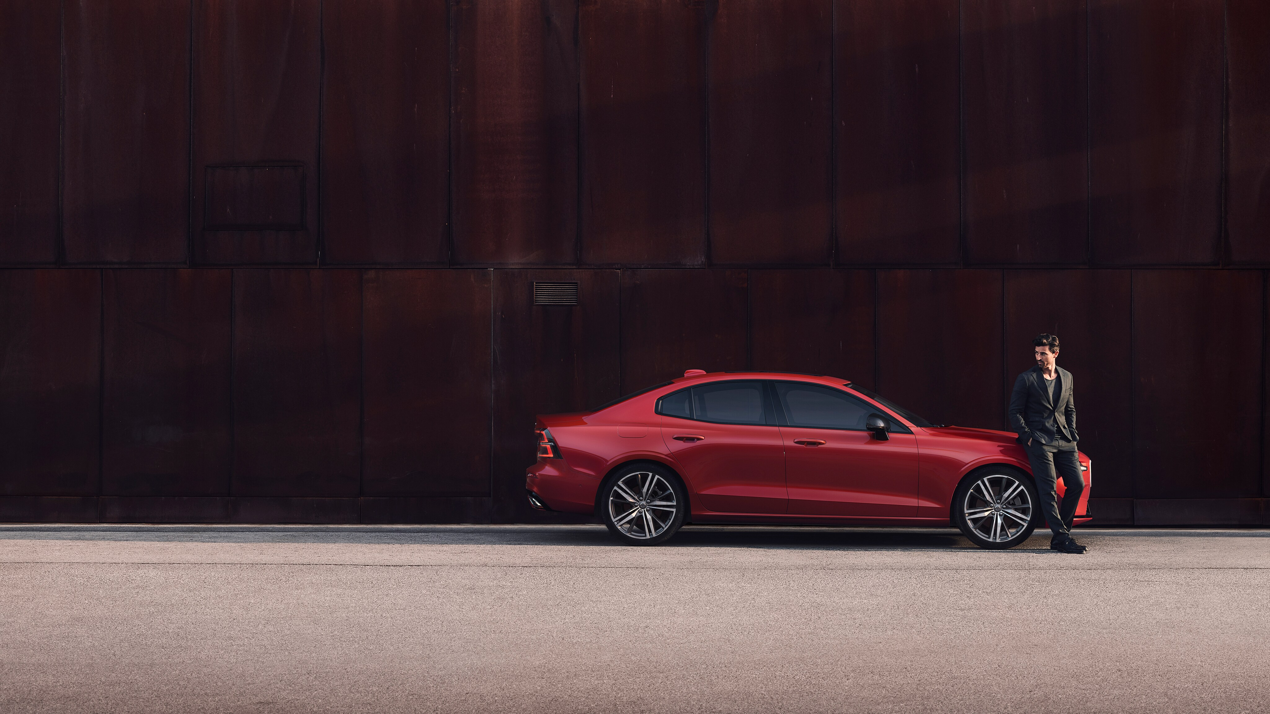 Inspired Driving The New Volvo S60
