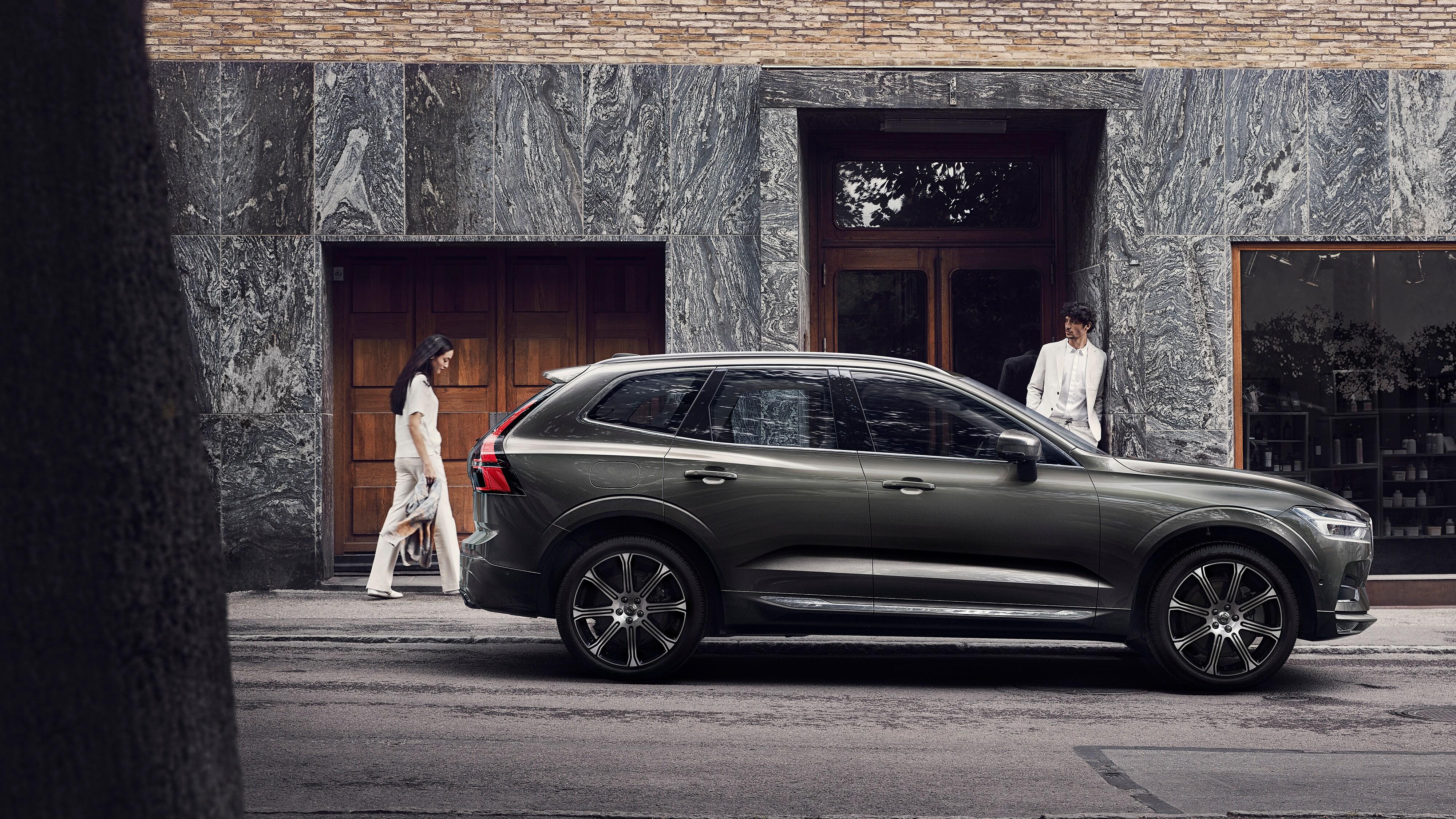 Volvo XC60 | Crossover SUV | Volvo Cars