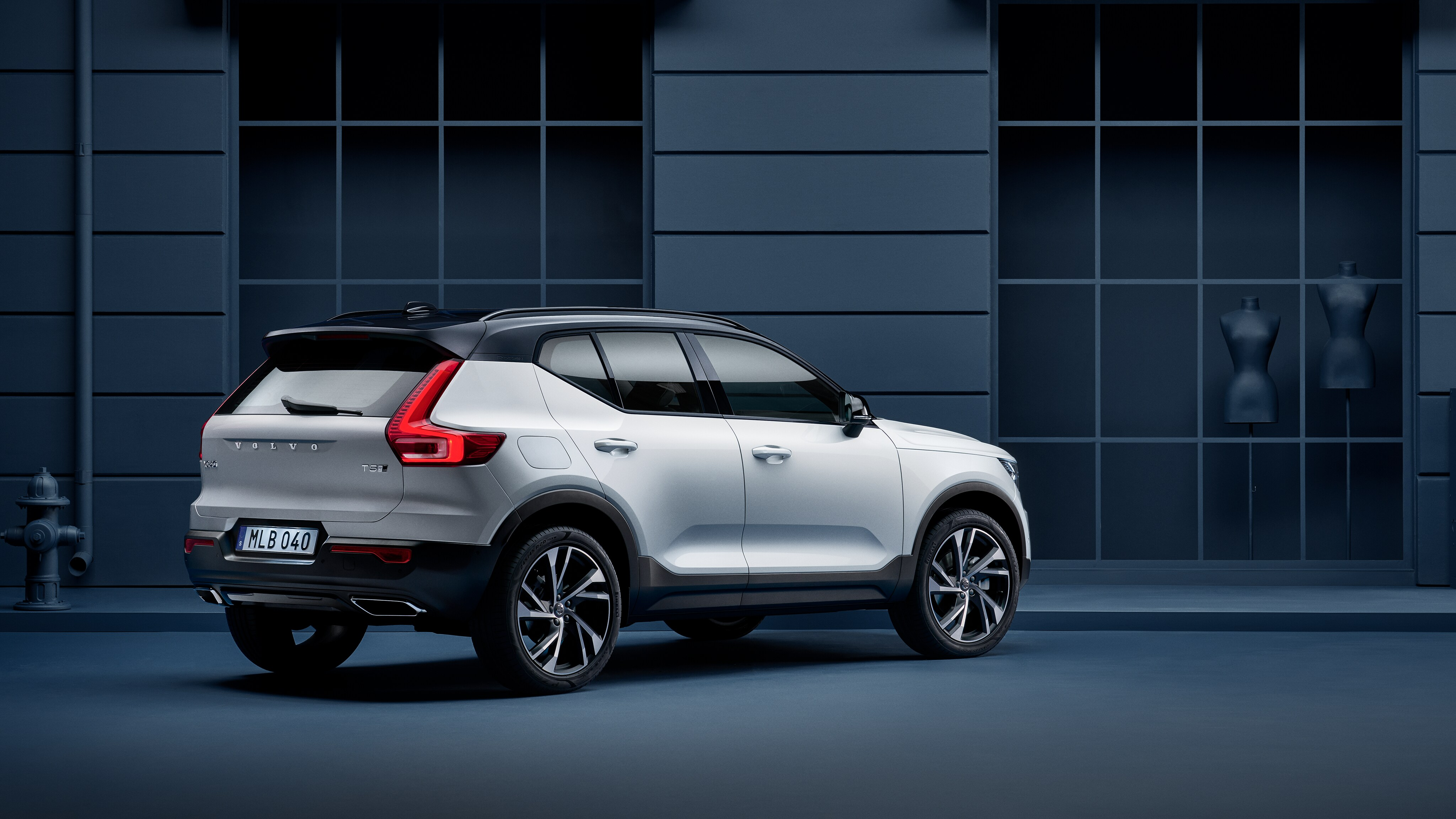 Momentum, A Lower Variant Of XC40, Will Be Launched By Volvo In India