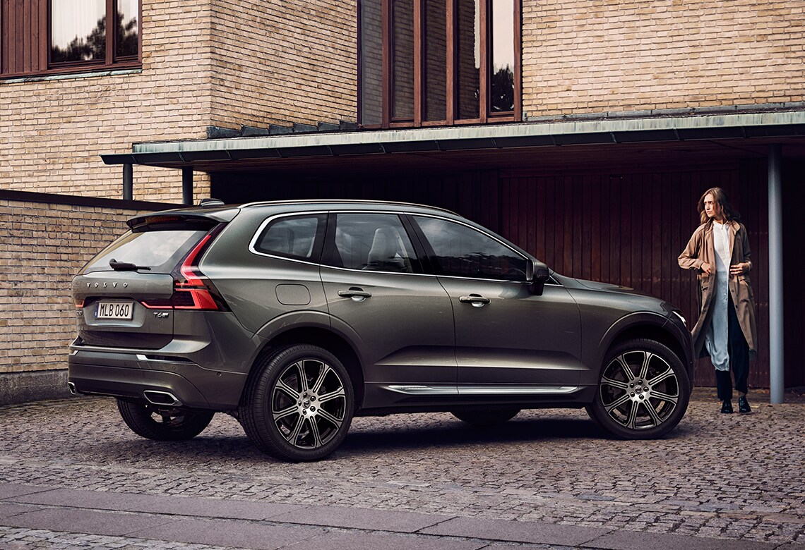Volvo XC60 Inscription Comfort Seats
