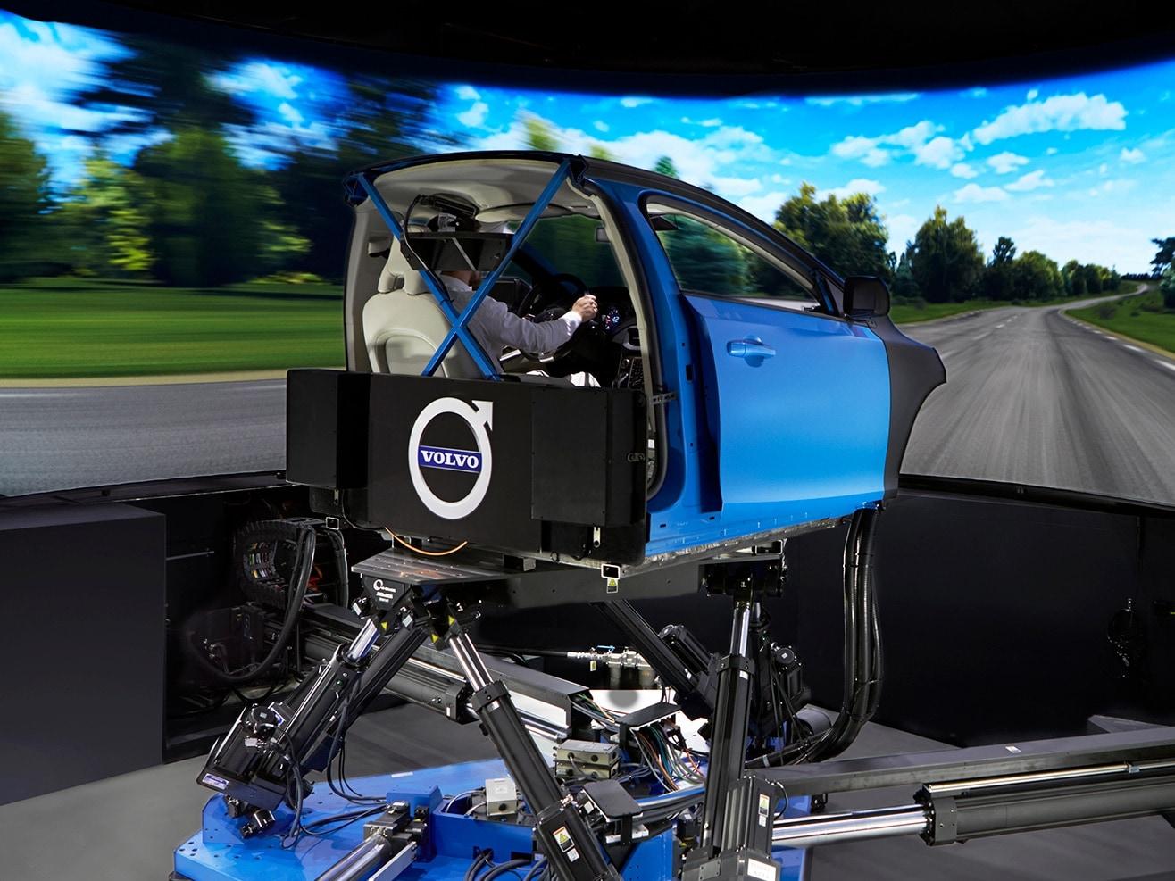 Driving Simulator | Volvo Cars