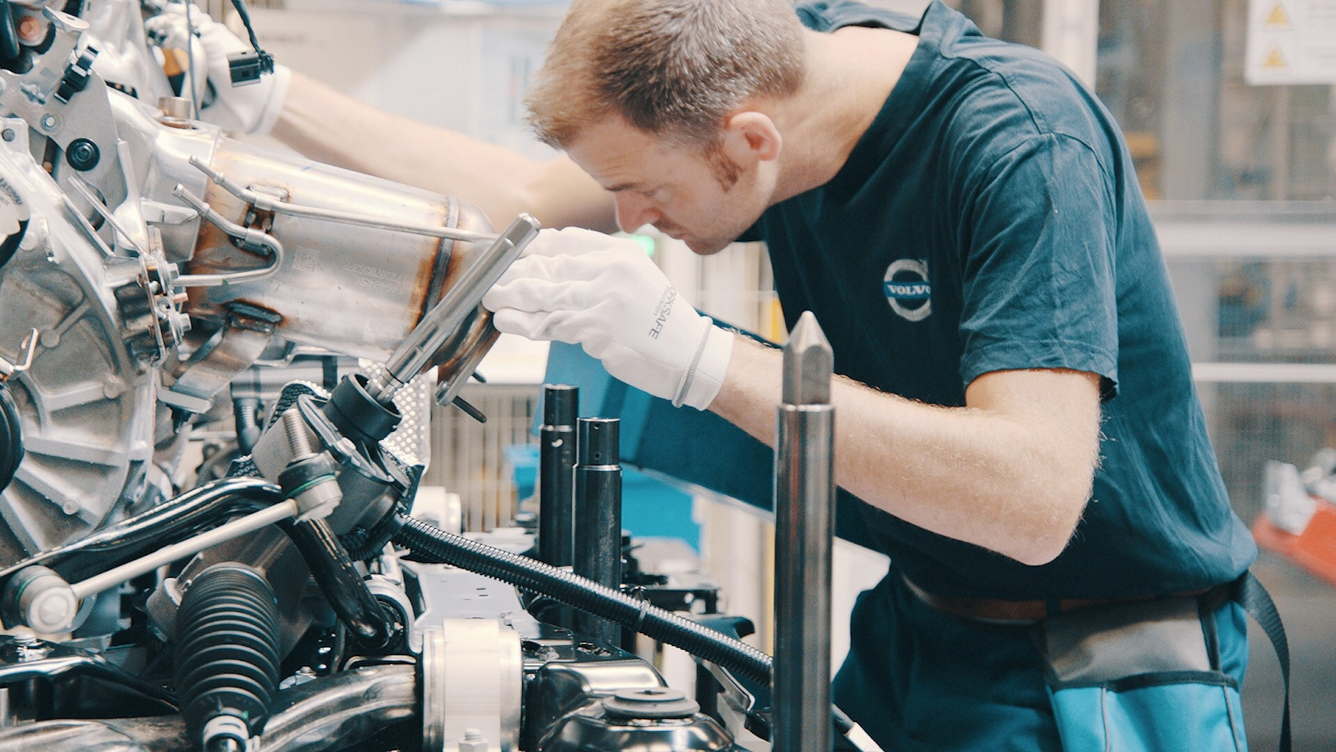 Productiesite Volvo Cars